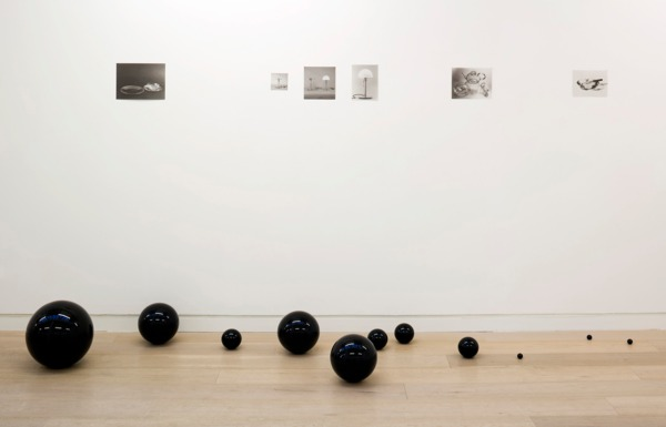 Installation view 'Project for a Masquerade (Hiroshima): The Mirror Room', The Modern Institute, Osborne Street, Glasgow, 2010