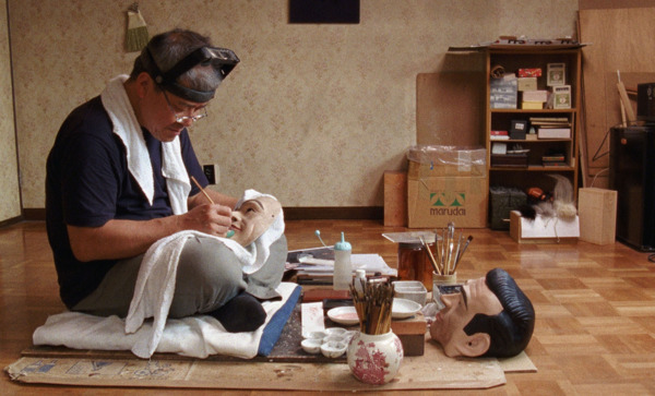Project for a Masquerade (Hiroshima), 2010 (film still), HD film