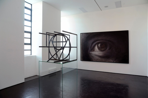 Installation view, 'MADE IN GERMANY', Baltic Centre for Contemporary Art, Gateshead, 2010