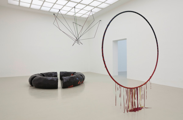 Installation view, 'Hot Touch', Kunstverein Hannover, Hannover, 2011