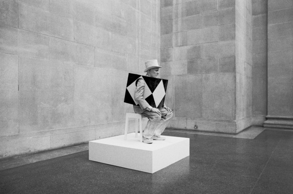 Think, Think Thingamajig; what do you represent?, 2006, Performance , Duveen Galleries, Tate Britain, 2006