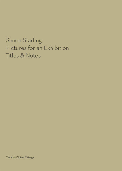Pictures for an Exhibition: Titles and Notes