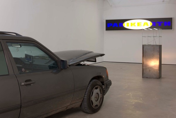 Installation view, 'MADE IN GERMANY', The Modern Institute, Osborne Street, Glasgow, 2010