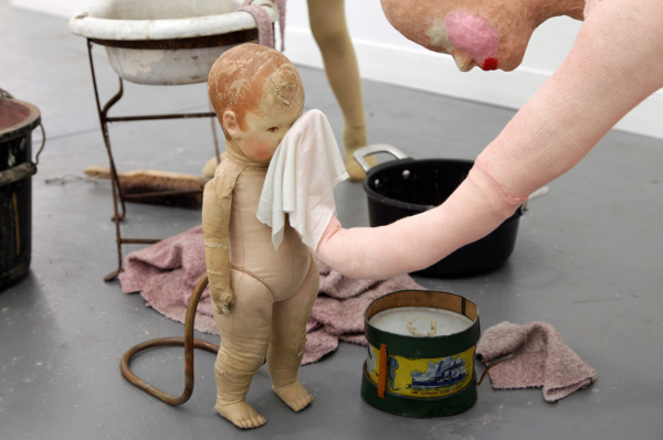 Untitled, 2012, Mixed media, Dimensions variable