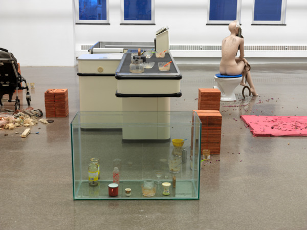 I Give You All My Money, 2008, Mixed media, Dimensions variable, Installation view 'I Give You All My Money', The Renaissance Society at the University of Chicago, Chicago, 2012