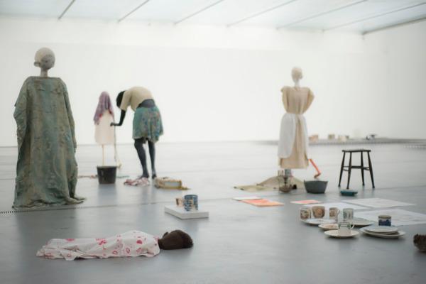 Installation view, LENTOS Kunstmuseum, Linz, 2015