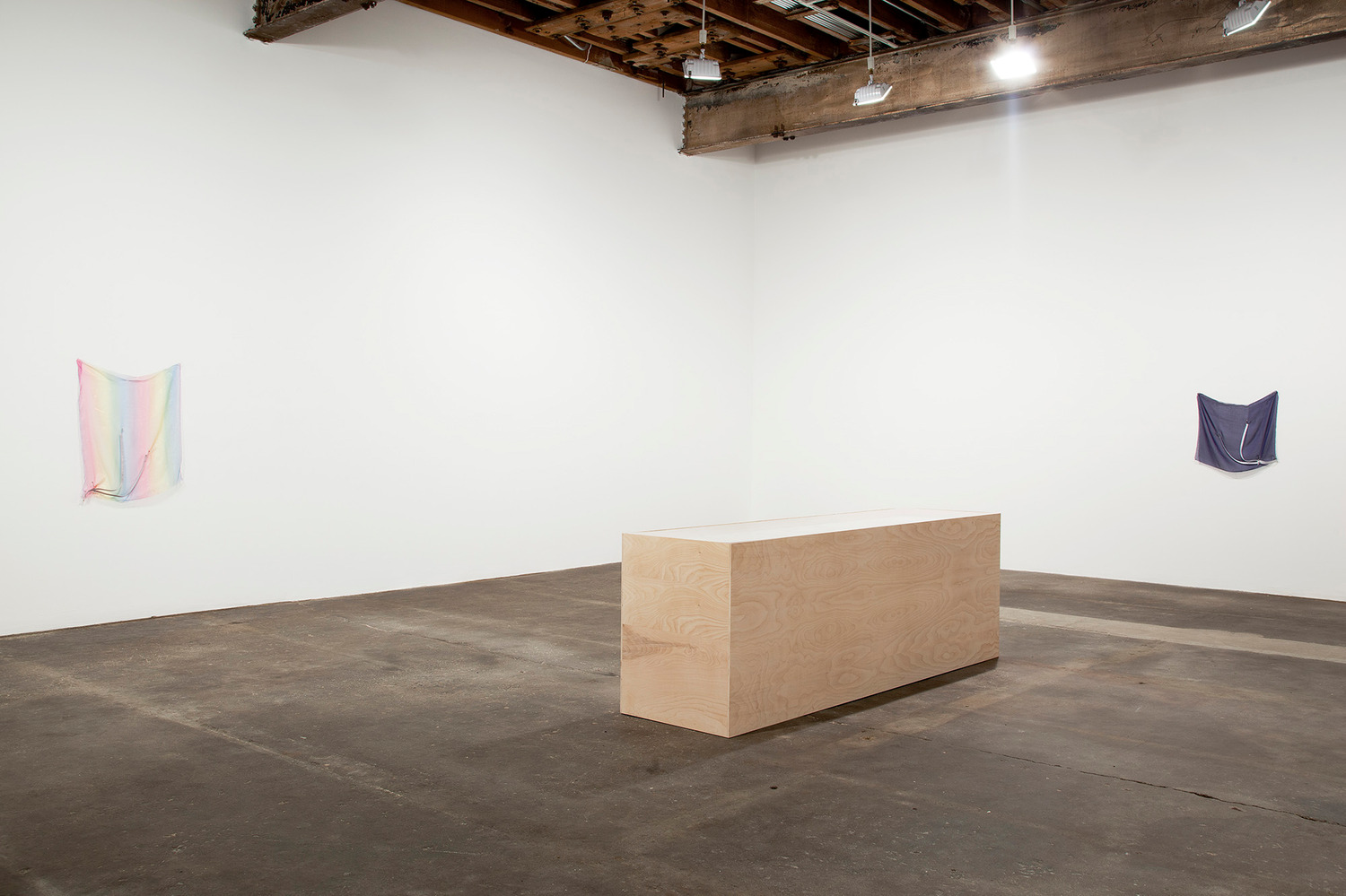 Installation view, 'Its chiming in Normaltown', Midway Contemporary Art, Minneapolis, 2012