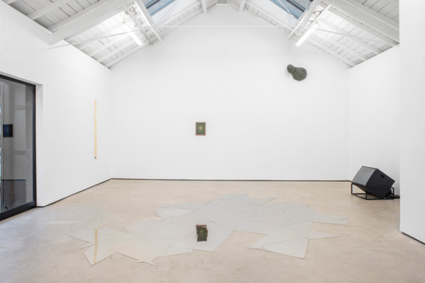 Installation view 'Kiti Ka'aeté', The Modern Institute, Osborne Street, 2015