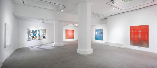Installation view, 'En Attendant', Pearl Lam, Shanghai, 2013