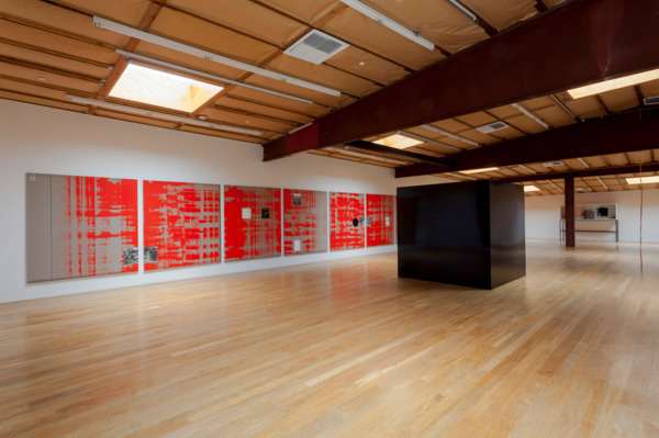 Installation view, 'No History', Blum and Poe Gallery, Los Angeles, 2012