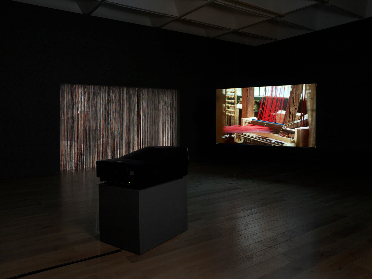 Installation view, Nottingham Contemporary, Nottingham, 2016