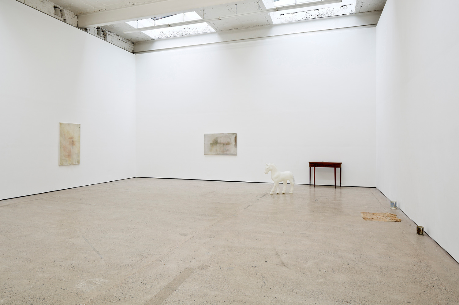 Cathy Wilkes, Installation view, The Modern Institute, Aird's Lane, Glasgow, 2016