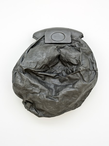 Untitled, 2016, Cast iron, 46 x 41 x 20 cm, Edition of 3 + 1 AP