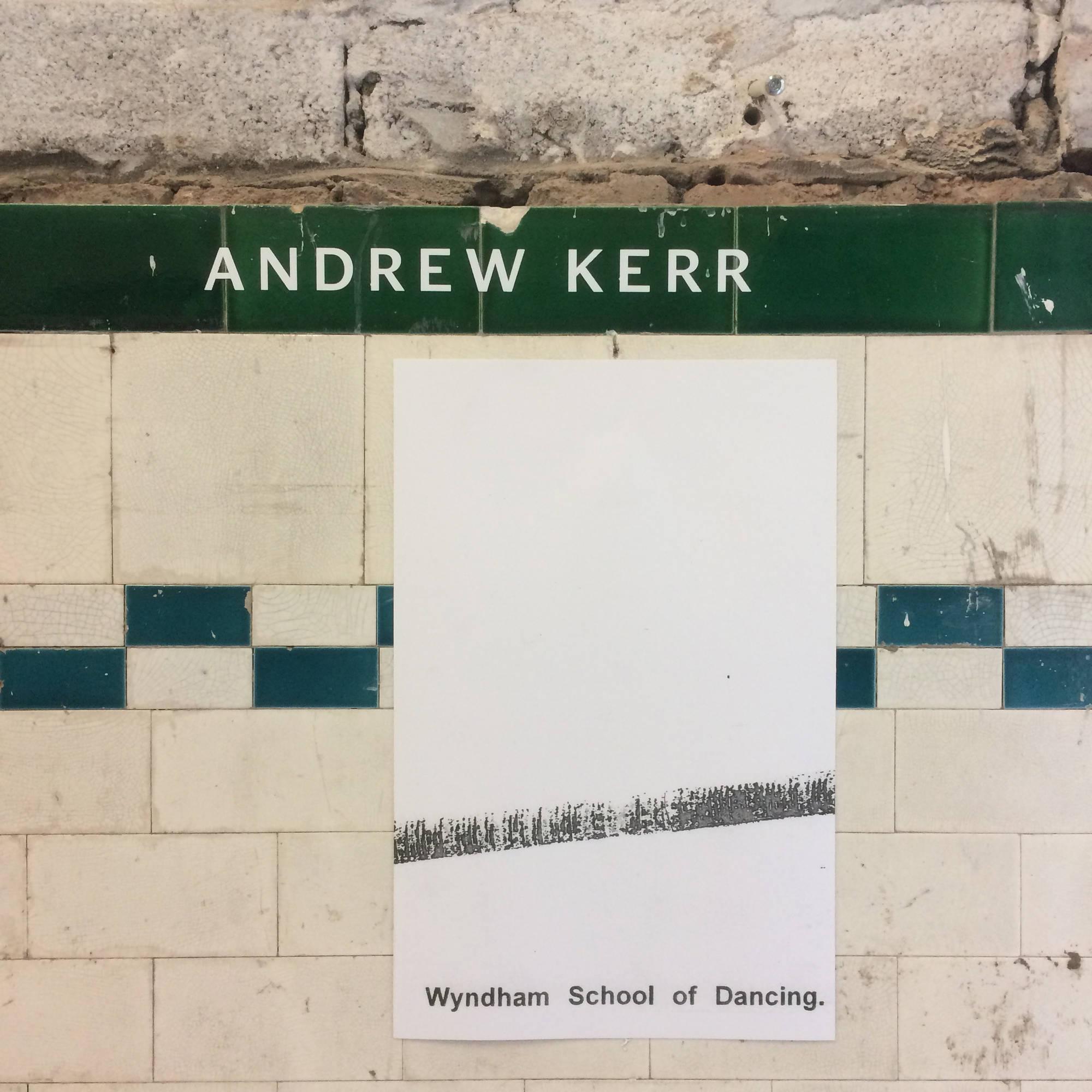 Andrew Kerr 'Wyndham School of Dancing'