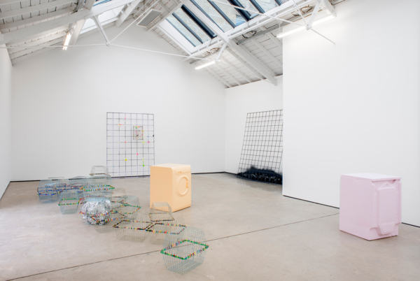 Installation view 'Electrolux', The Modern Institute, Osborne Street, Glasgow, 2016