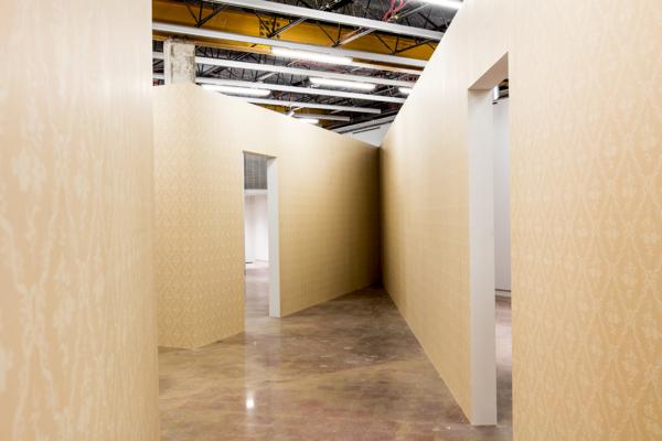 Installation view, 'Habitat', The Contemporary Austin, Austin, 2016