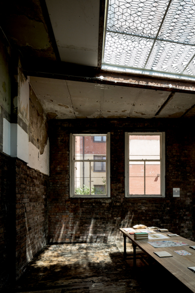 Richard Wright, Bricks Space, The Modern Institute, 1 Aird's Lane, Glasgow, 2017