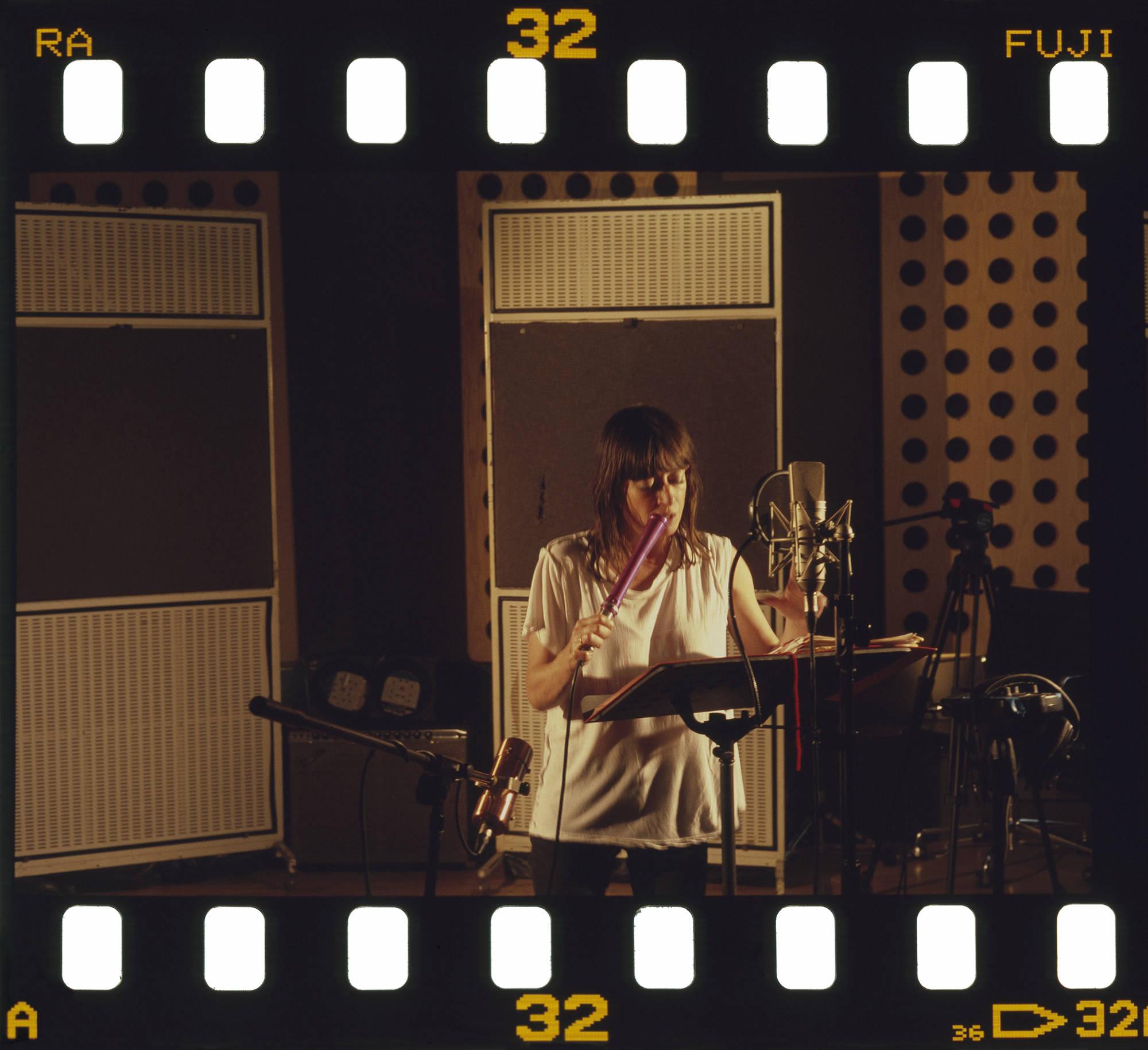 Sue Tompkins   'Country Grammar'   A film by Luke Fowler