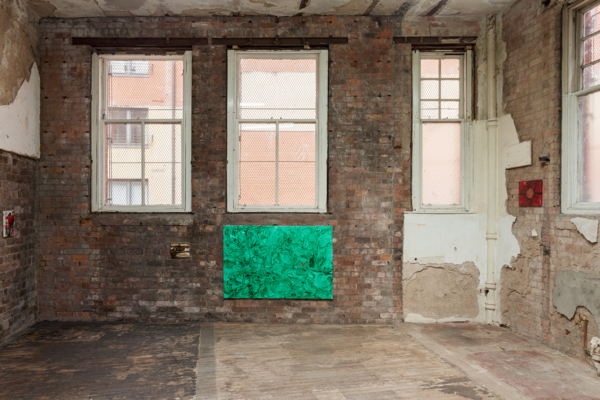 Sue Tompkins, 'Country Grammar', Installation view, The Modern Institute, Aird's Lane Bricks Space, Glasgow, 2017