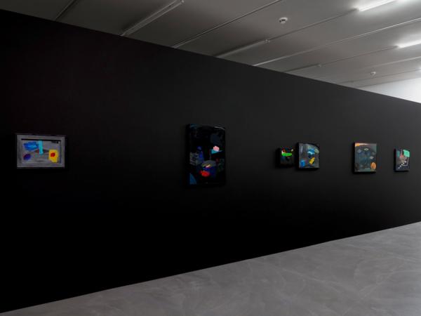 Installation view, 'Americans 2017', LUMA Westbau, Zurich, 2017