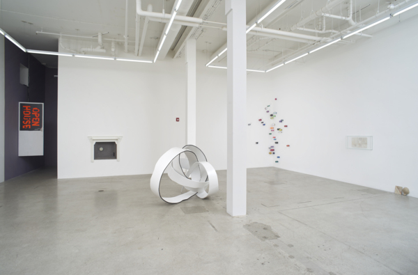 Installation view 'Open House', Jessica Silverman Gallery, San Francisco