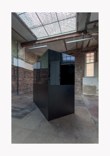 Sol LeWitt, Black Cubes, The Modern Institute, Aird's Lane Bricks Space, Glasgow International 2018