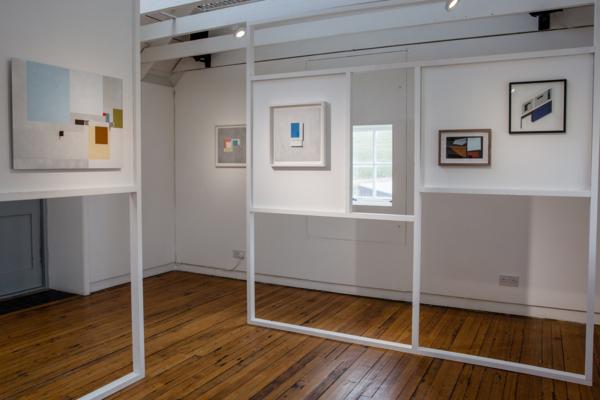Installation view, 'The Pinwheel', Bonhoga Gallery, Shetland Arts, Weisdale Mill, Shetland, 2017