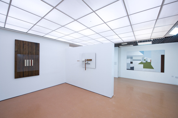 'An Experiment for Total Environment', Durham Art Gallery, Durham (Solo, 29/11/2012—03/2013, with works by Victor Pasmore)