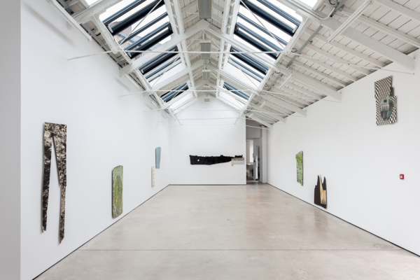 Installation view, The Modern Institute, Osborne Street, 2018