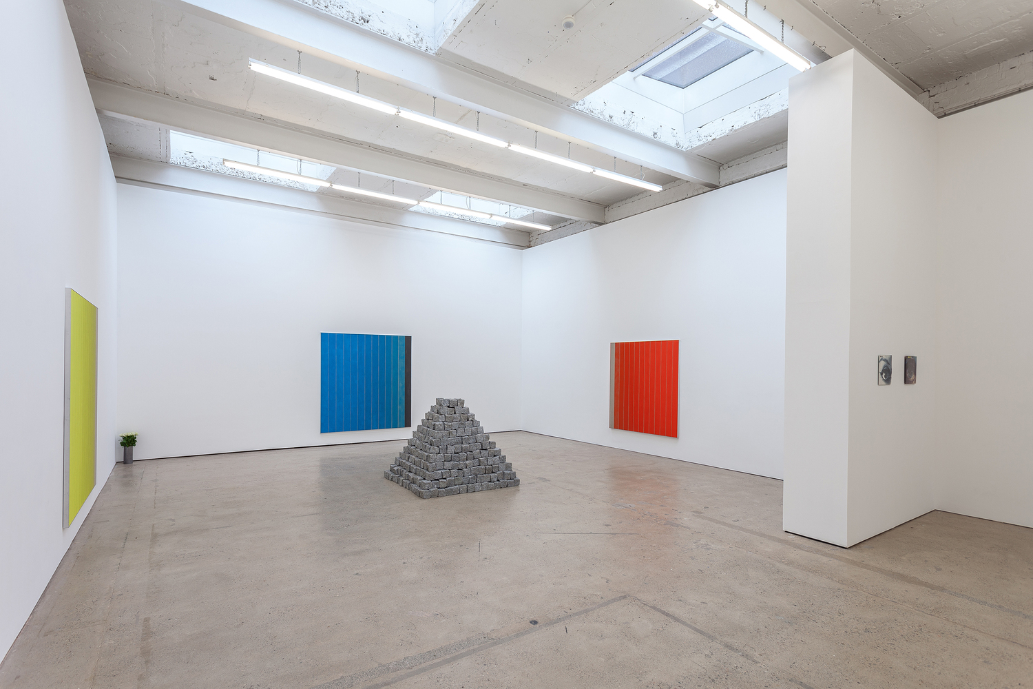 Installation view, The Modern Institute, Aird's Lane, Glasgow, 2018
