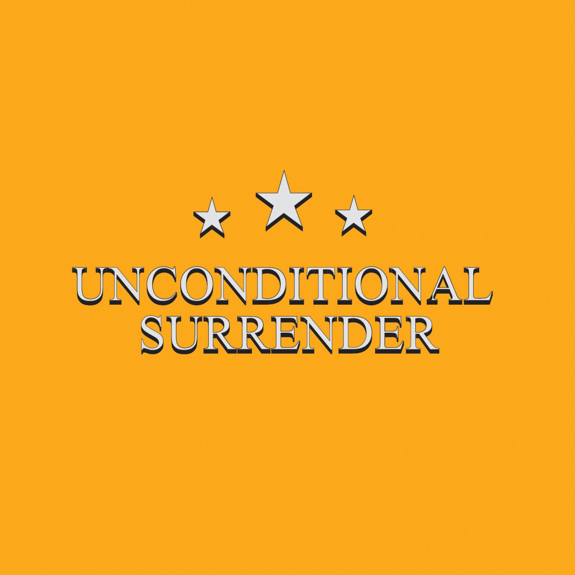 Andrew Greene 'Unconditional Surrender'