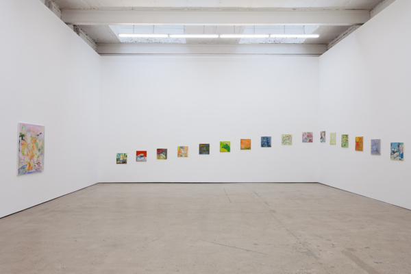 Installation view, The Modern Institute, Aird's Lane, 2019