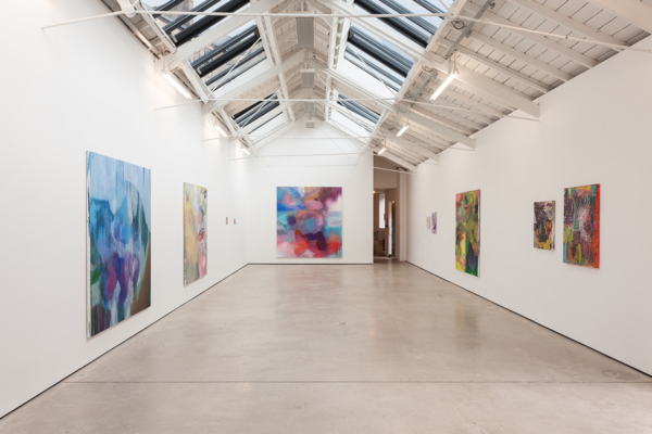 Installation view 'Treat Fever with Fever', The Modern Institute, Osborne Street, 2019