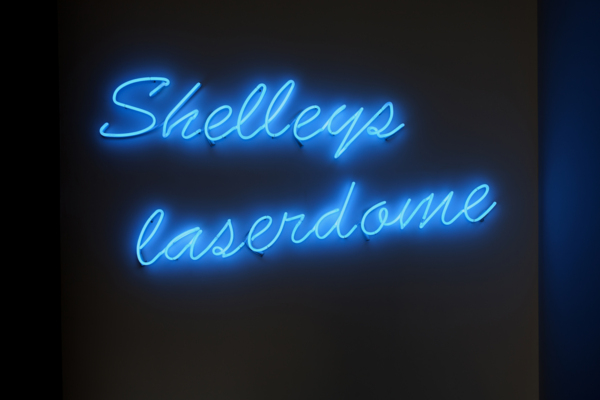 Shelleys Laserdome, 2019, 95 x 193 cm