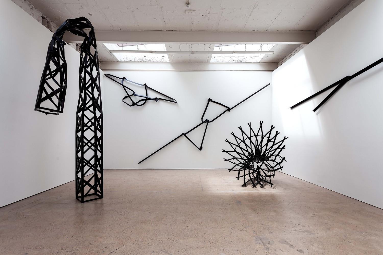 Installation view, The Modern Institute, Aird's Lane, Glasgow, 2019