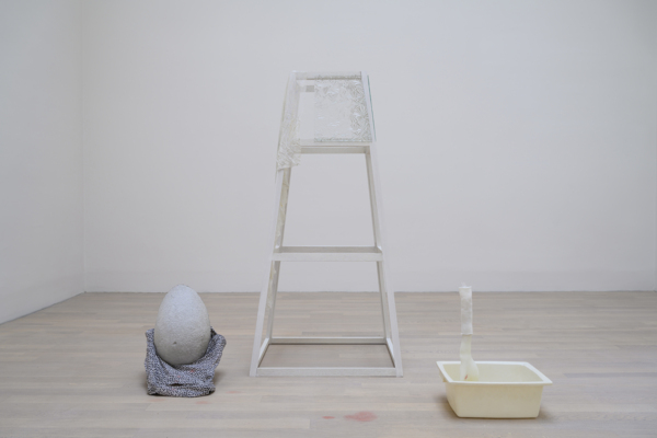 Untitled, 2019, Mixed Media, Dimensions Variable