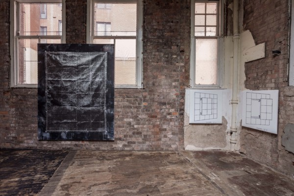 Installation view 'How to Survive in the West', The Modern Institute, Aird's Lane Bricks Space, Glasgow, 2019