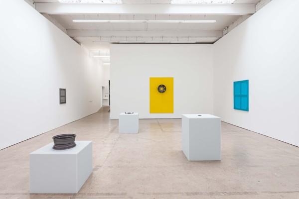 Installation view 'Meddle', The Modern Institute, Aird's Lane, Glasgow, 2019