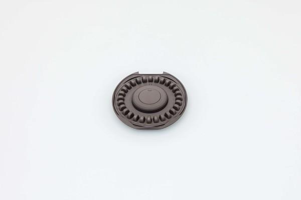 Birth Control Pills, 2018, Graphite, 8.89 x 8.38 x 1.02 cm