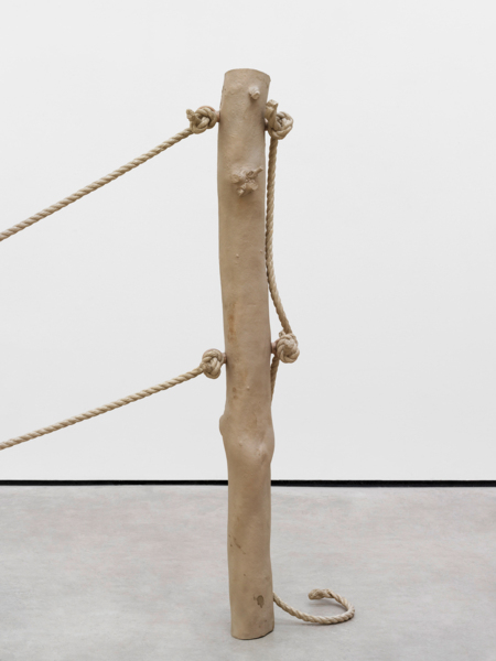 Aus dem Leben eines Tugenichts (Of the Life of a Good-for-Nothing), 2015 (detail), Cast bronze, 147 x 1451 x 23cm, 60.5 x 610 x 9.8 in, Edition of 2 + 1 AP
