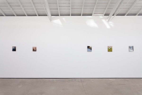 Installation view, The Modern Institute, Osborne Street, 2019