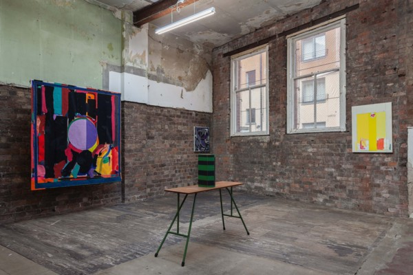 Installation view, FIGURE, The Modern Institute, Aird's Lane, 2019