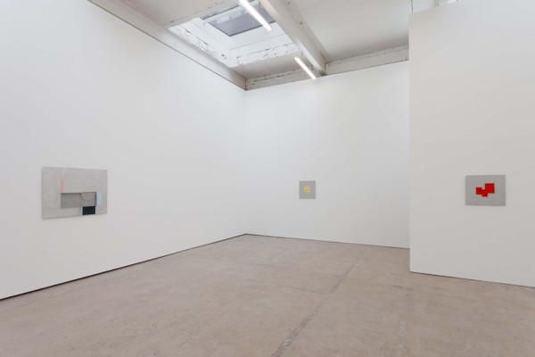 Installation view, 'Atlantic', The Modern Institute, Aird's Lane, 2020