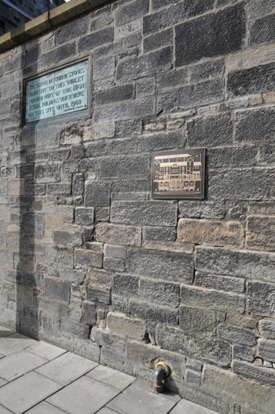 Opera House Plaque, Bronze, 'Points of Contact' Public Commission in association with Collective Architecture, Dunfermline, 2014-2016