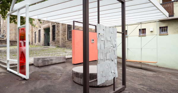 'The Sociology of Autumn', Edinburgh Art Festival, Chessels Court, Edinburgh, 2017