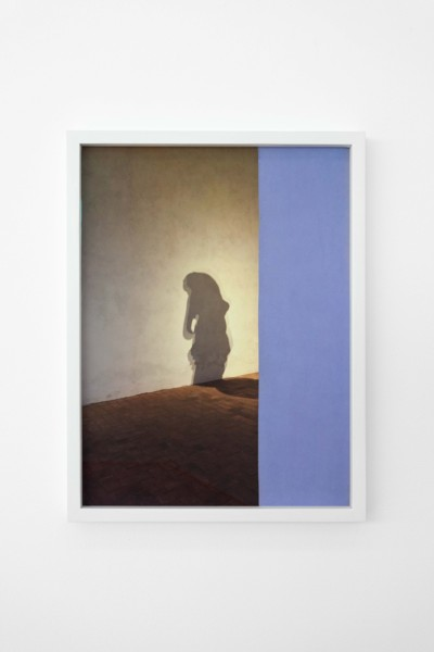 White Marble, Yellow Light, Blue Light, 2020, Digital print, 57.6 x 44 x 3.4 cm, Edition of 1 plus 1 artist's proof