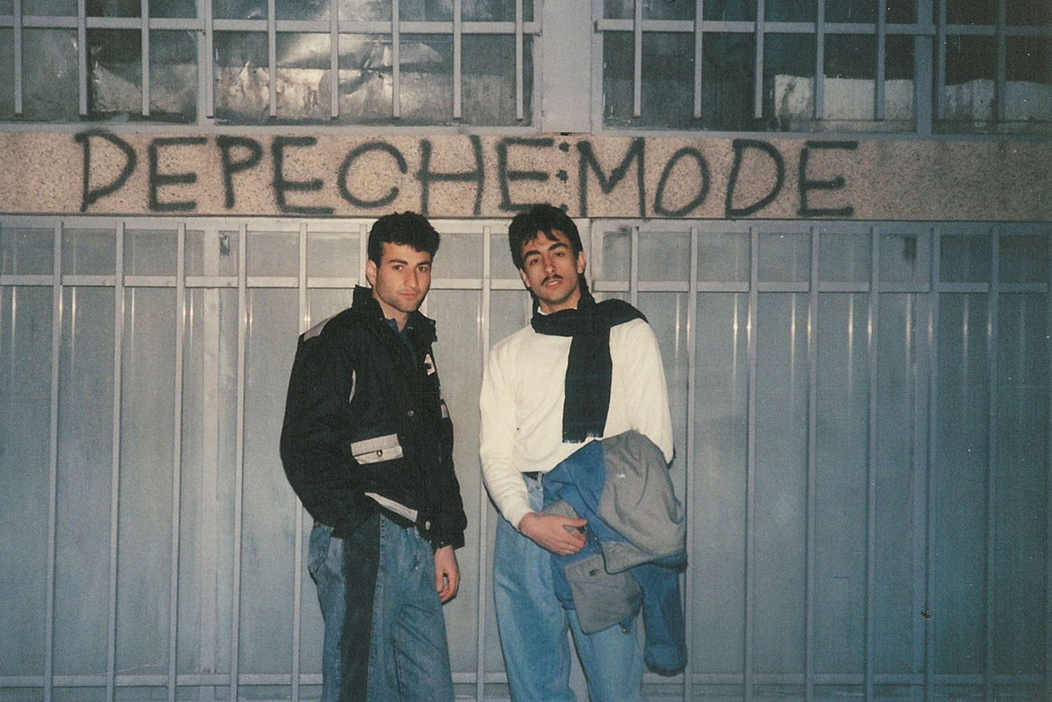 Our Hobby is Depeche Mode, 2006 (production still showing Depeche Mode fans in Tehran, Iran)