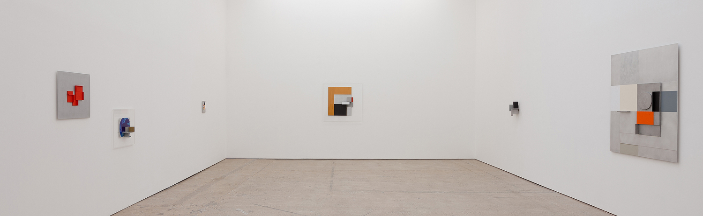 Installation view, 'Atlantic', The Modern Institute, Aird's Lane, 2020