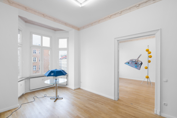 Installation view, Sweetwater, Berlin, 2019