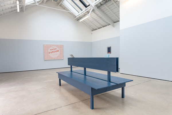 Installation view, 'In Another Country', The Modern Institute, Osborne Street, 2020